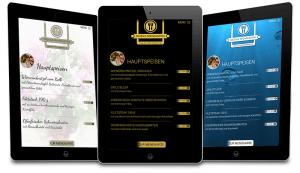 Entwicklung von Digitale Speisekarten für Restaurants