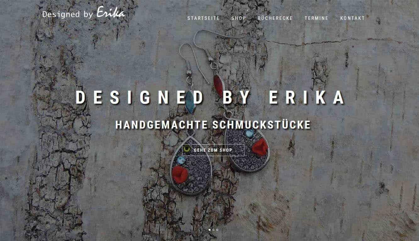 Schmuckdesign by Erika