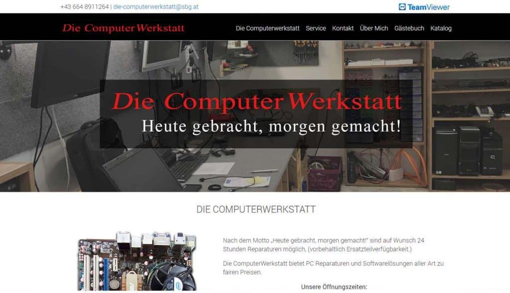 Die computerwerkstatt