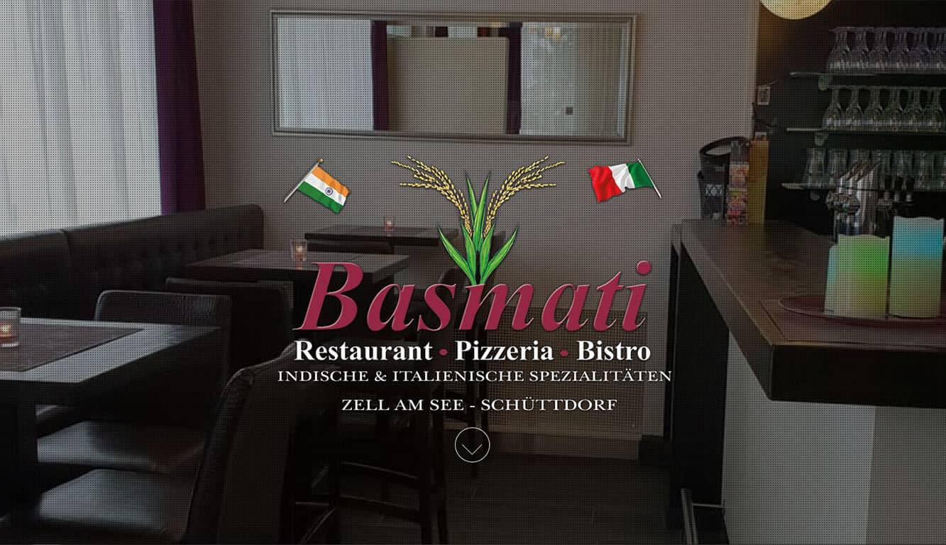 Restaurant Basmati Zell am See