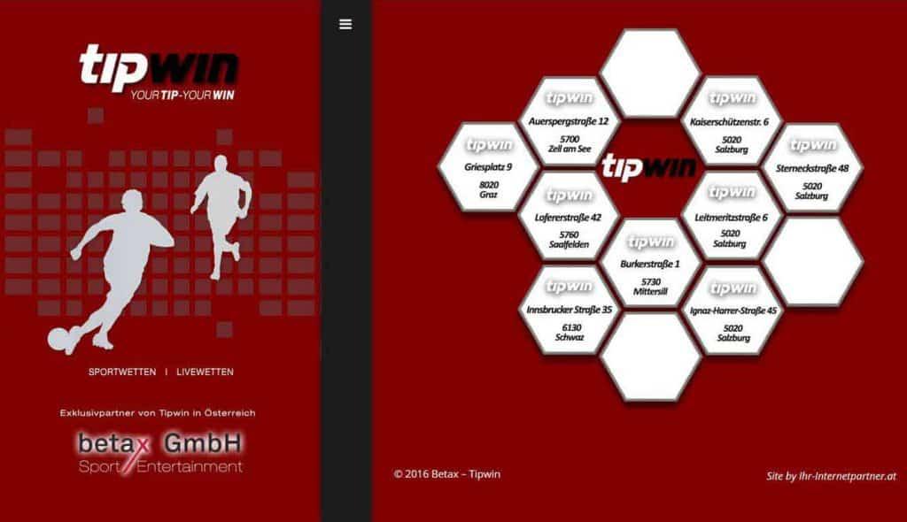 Tipwin – Betax