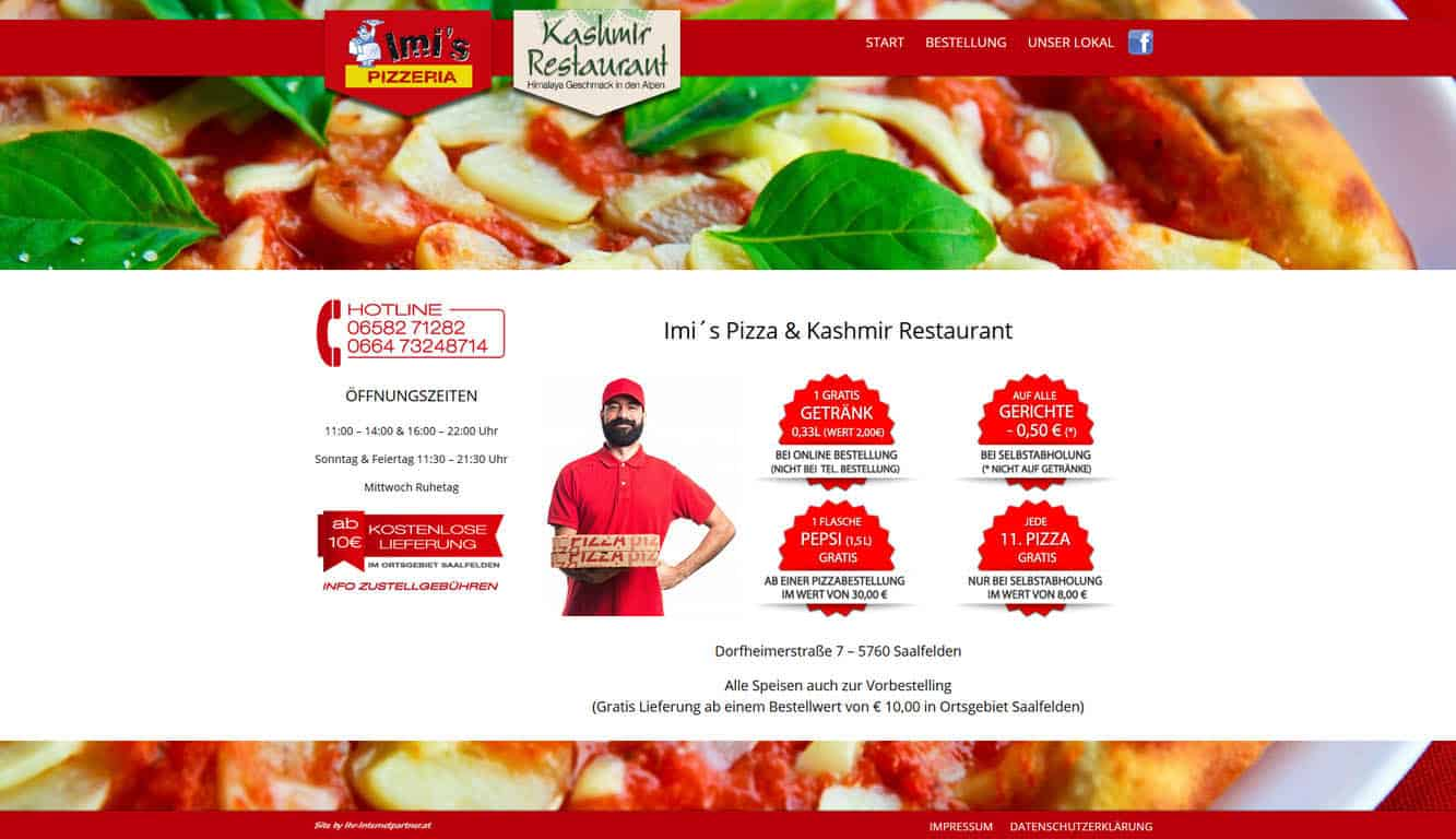 IMI´S Pizza & Restaurant
