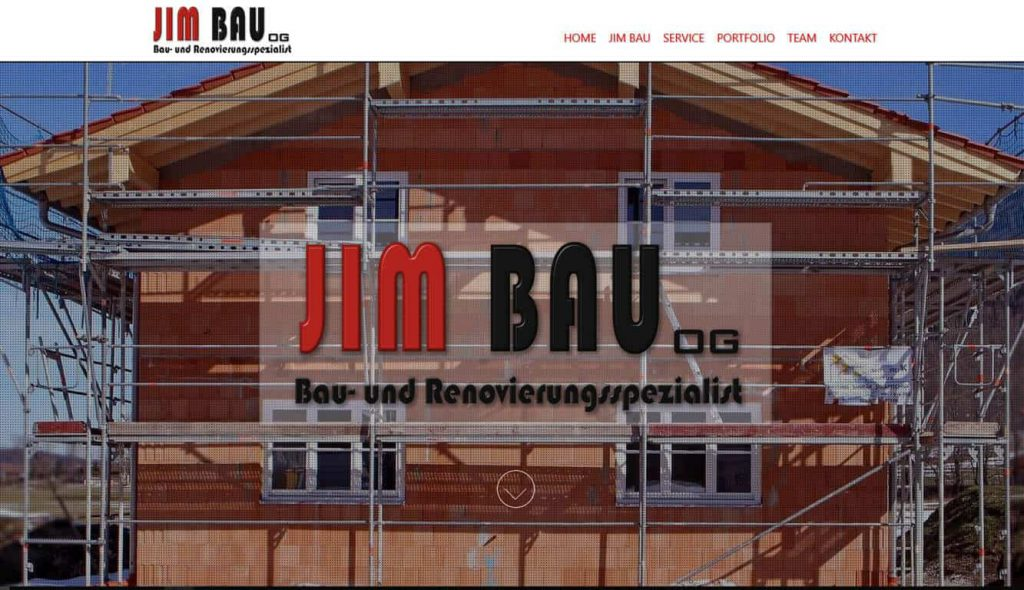 Jim Bau Saalfelden