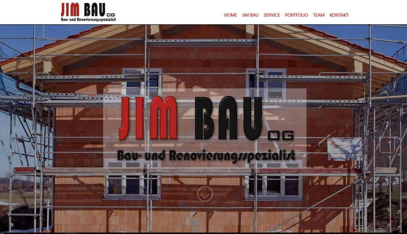 Jim Bau Saalfelden