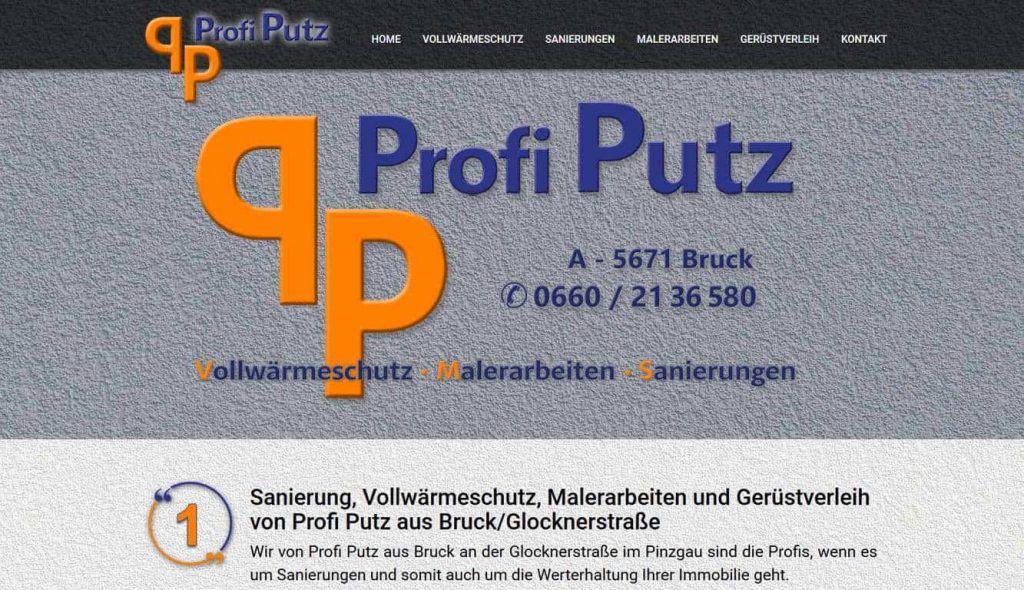 Profi Putz Bruck