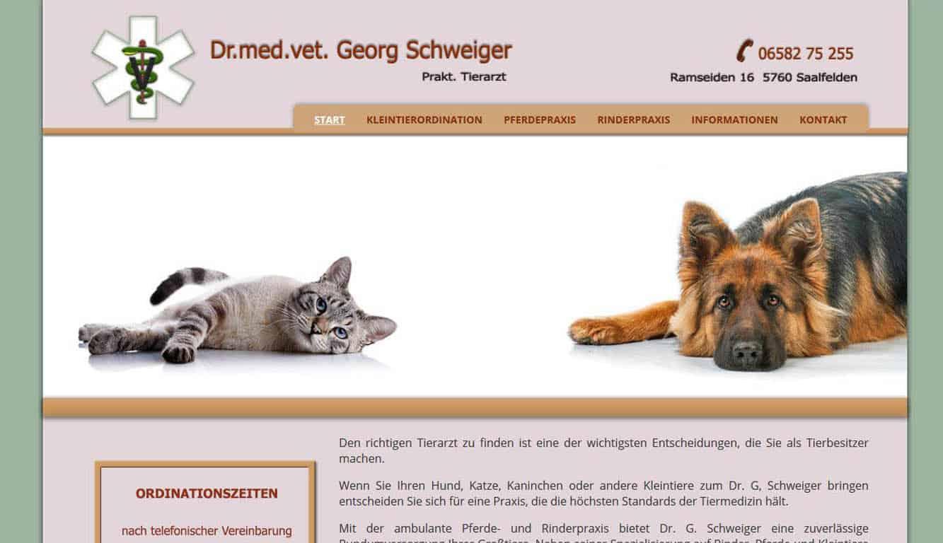 Dr.med.vet. G. Schweiger