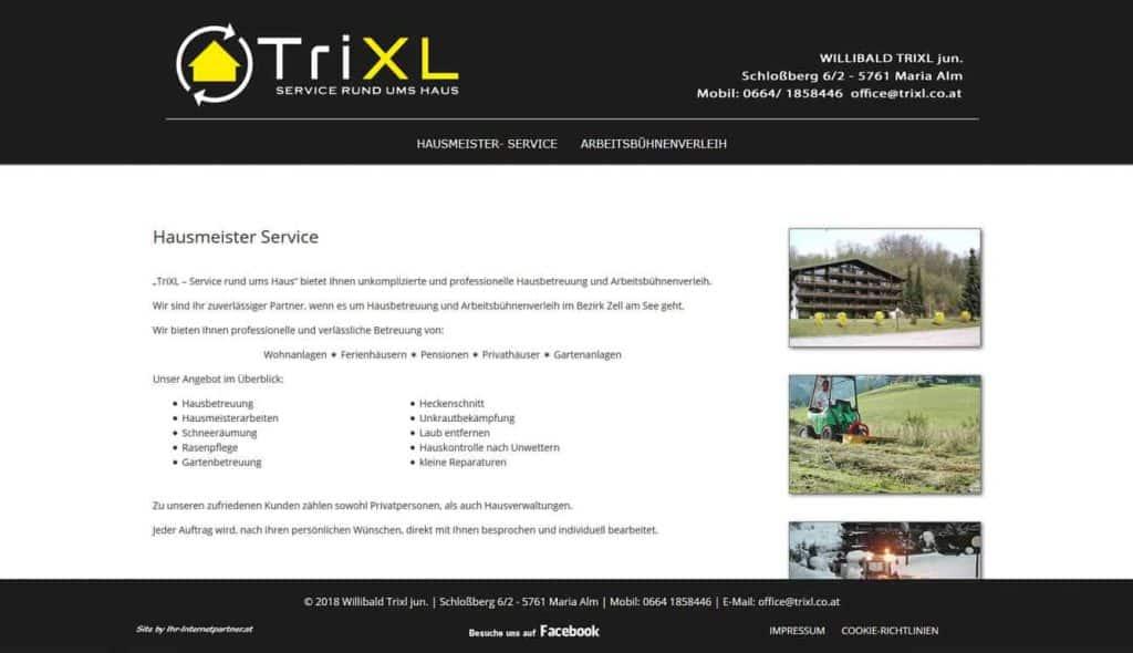Service rund ums Haus TrixL