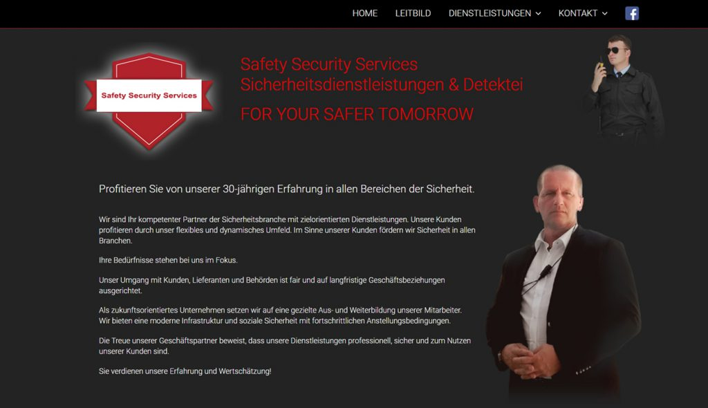 Safety Security Services