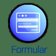 Formular für Kontaktaufnahme